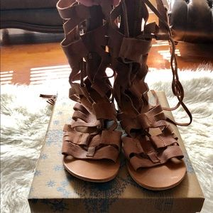 Free People Shoes - Free People Gladiators